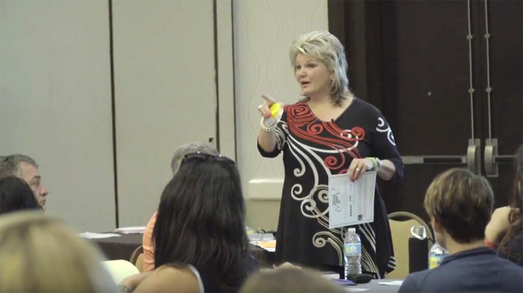 Training, coaching, and equipping people who are dedicated to early care and education has been my passion since 1989. I want  every person attending my trainings to feel valued, empowered, and infused with practical, relevant, and inspirational information that makes a positive difference in their careers in caring!
